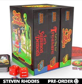 Steven Rhodes Games Kickstarter Exclusive Three-Pack