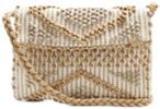 Antonello Suni Chelu Woven Cross Body Bag