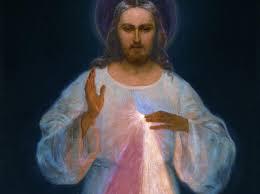 Znalezione obrazy dla zapytania: Pan Jezus Miłosierny