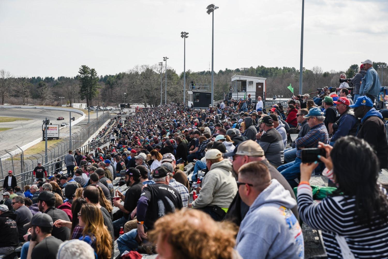 Thompson International Speedway, Thompson, CT - The Latest