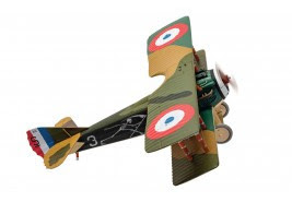 AA37909   Corgi 1:48   Spad XIII 'White 3', Pierre Marinovitch, Escadrille Spa 94 'The Reapers', Youngest French Air Ace of WWI
