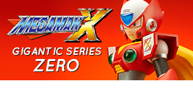 MEGA MAN GIGANTIC SERIES ZERO