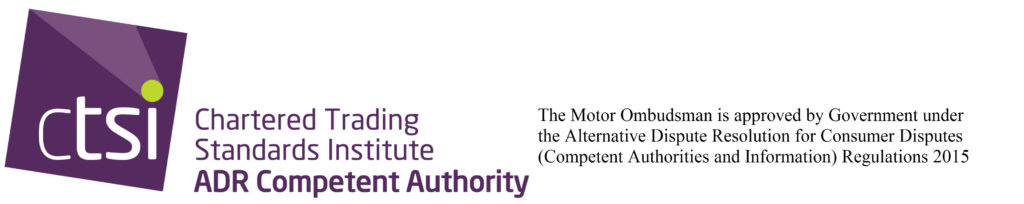 ADR Competent Authority - The Motor Ombudsman