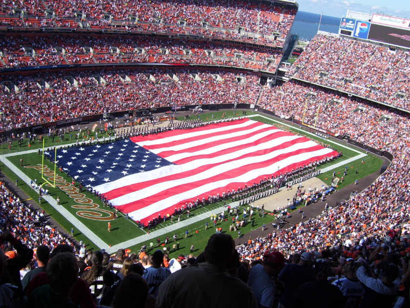 Seahawks Discussing Possible 'Team' Protest of National Anthem Sunday