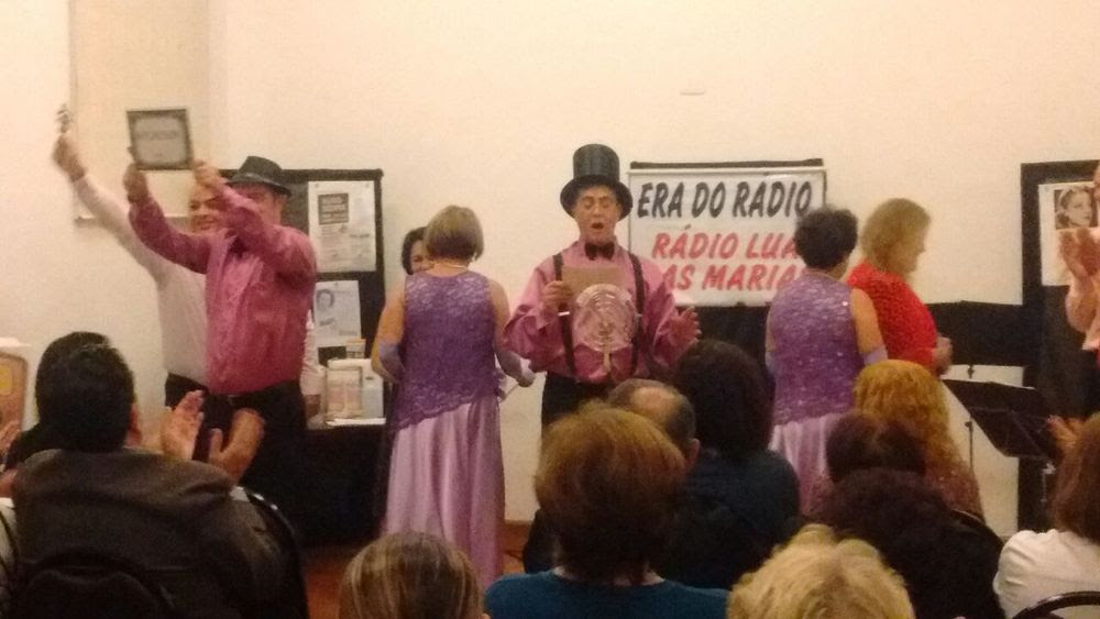 'A Era do Rádio 2' estreia nesta quarta feira em Tatui