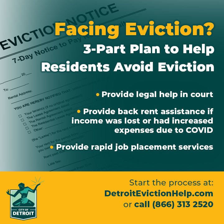 Eviction Prevention 3-Point Plan