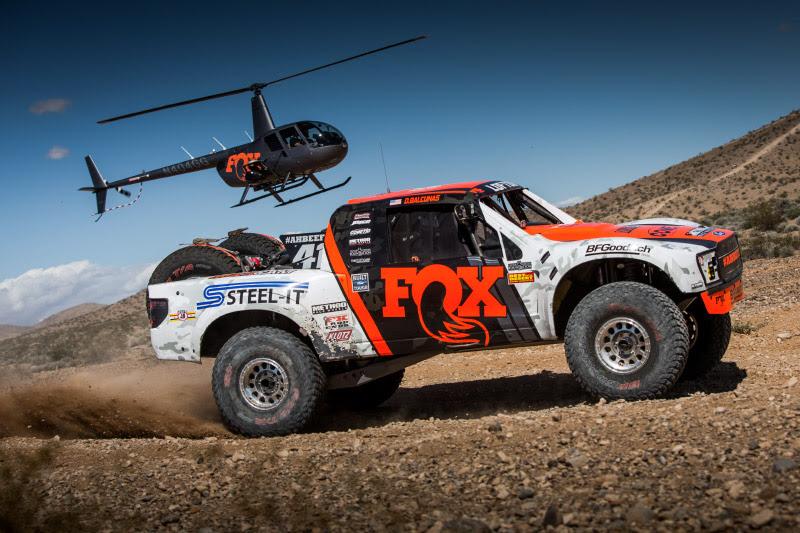 Justin Lofton, Mint 400, FOX, STEEL-IT, BFGoodrich Tires, Method Race Wheels, Bink Designs