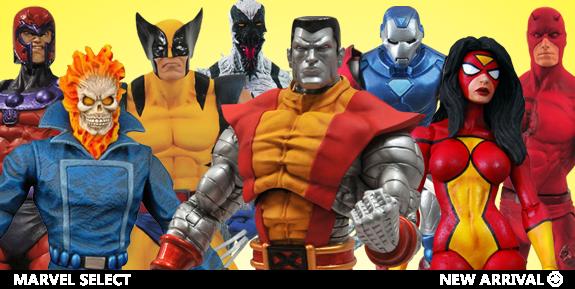 Marvel Select