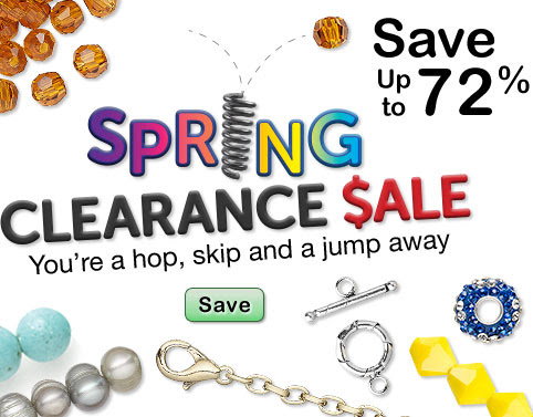 Spring Clearance BEAD Sale: Up...