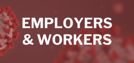 Employers & Workers Button