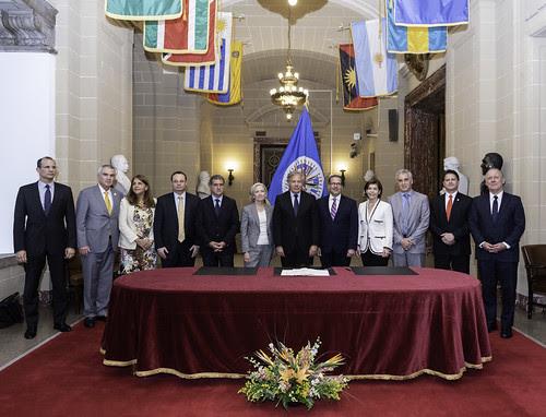 OEA y otras multilaterales colaborarán para apoyar pacto de Cumbre de las Américas de Lima contra la corrupción
