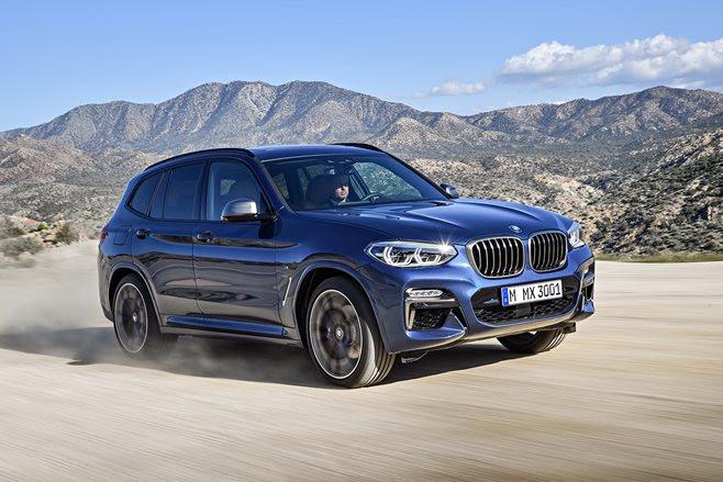 2018 BMW X3 main