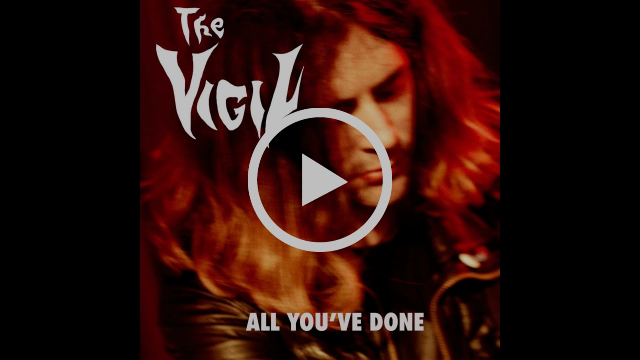 The Vigil - All You've Done (Official Video directed by Steve Gullick)