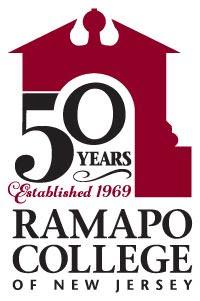 Ramapo College 50th Logo