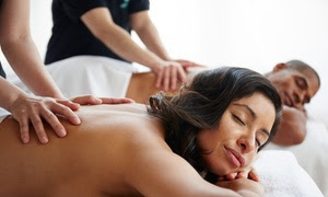 Up to 29% Off Couples Massage Package