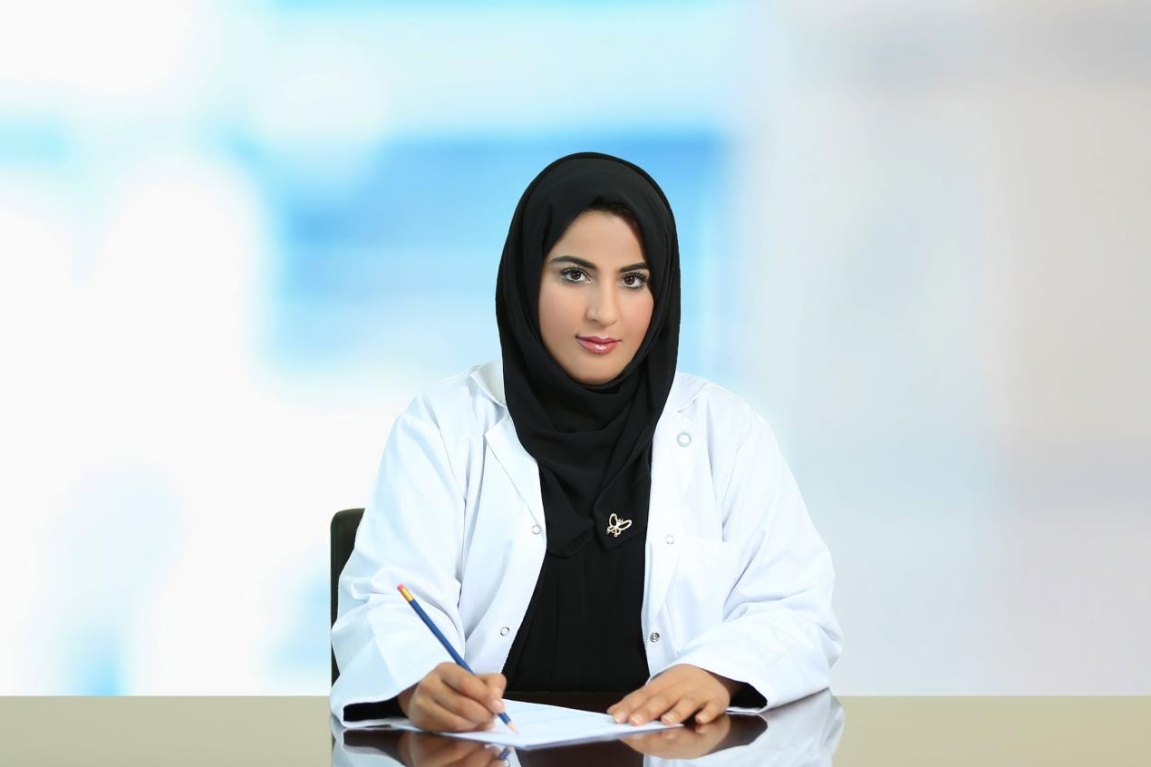 Dr Farhana Bin Lootah, Internal Medicine Consultant, ICLDC_1