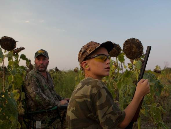 Missouri outdoors mdc offers youth dove workshop and hunt for Missouri fishing license age