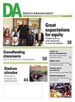 District Administration magazine cover