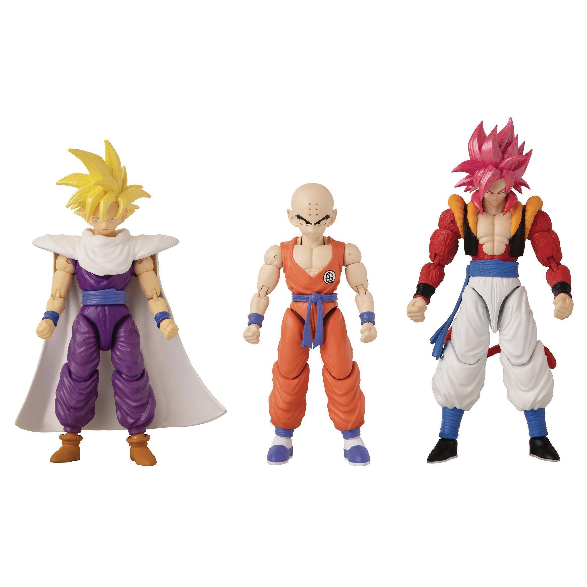 Image of Dragon Ball Dragon Stars Wave 14 Set of 3 Figures