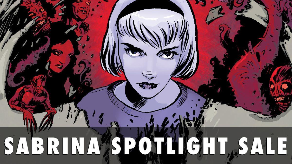 Sabrina Spotlight Sale!