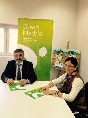 STX Medical continuará colaborando en 2016 con la Fundación Síndrome de Down Madrid