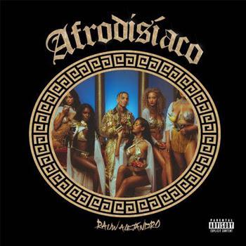RAUW ALEJANDRO obtiene disco de Oro en Estados Unidos por su álbum AFRODISÍACO