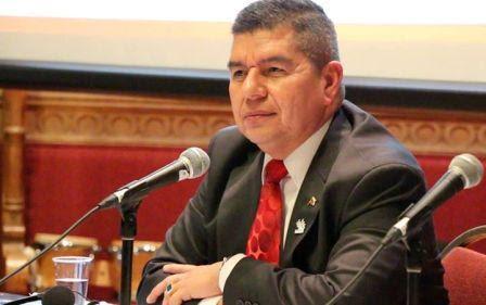 M. G. Wilmer Barrientos Embajador de la República Bolivariana de Venezuela en Canadá