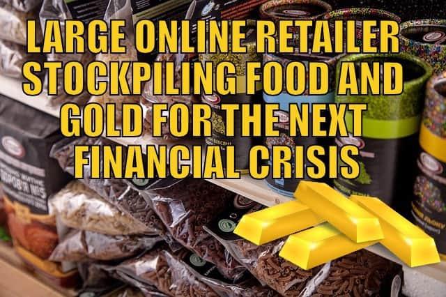 Stockpiling Food & Gold