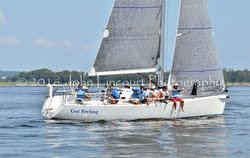 J/109 Gut Feeling- sailing J/Fest New England