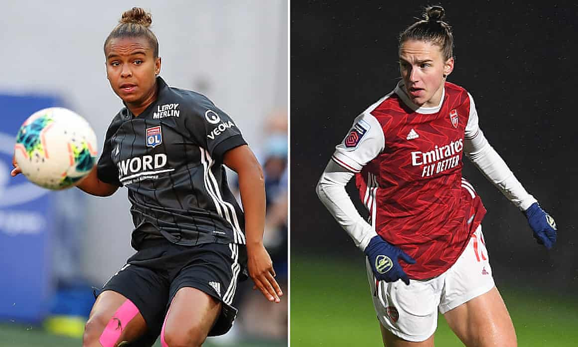 Nikita Parris (left) and Vivianne Miedema: deal or no deal?