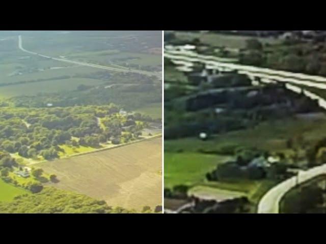 UFO News ~ Black UFO Near White Pyramid Cloud Over Batavia, Illinois plus MORE Sddefault