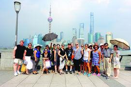 2015 Seminar Abroad to China