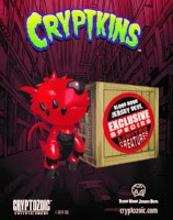 Cryptozoic Entertainment at New York Comic Con 2018 Cryptkins
