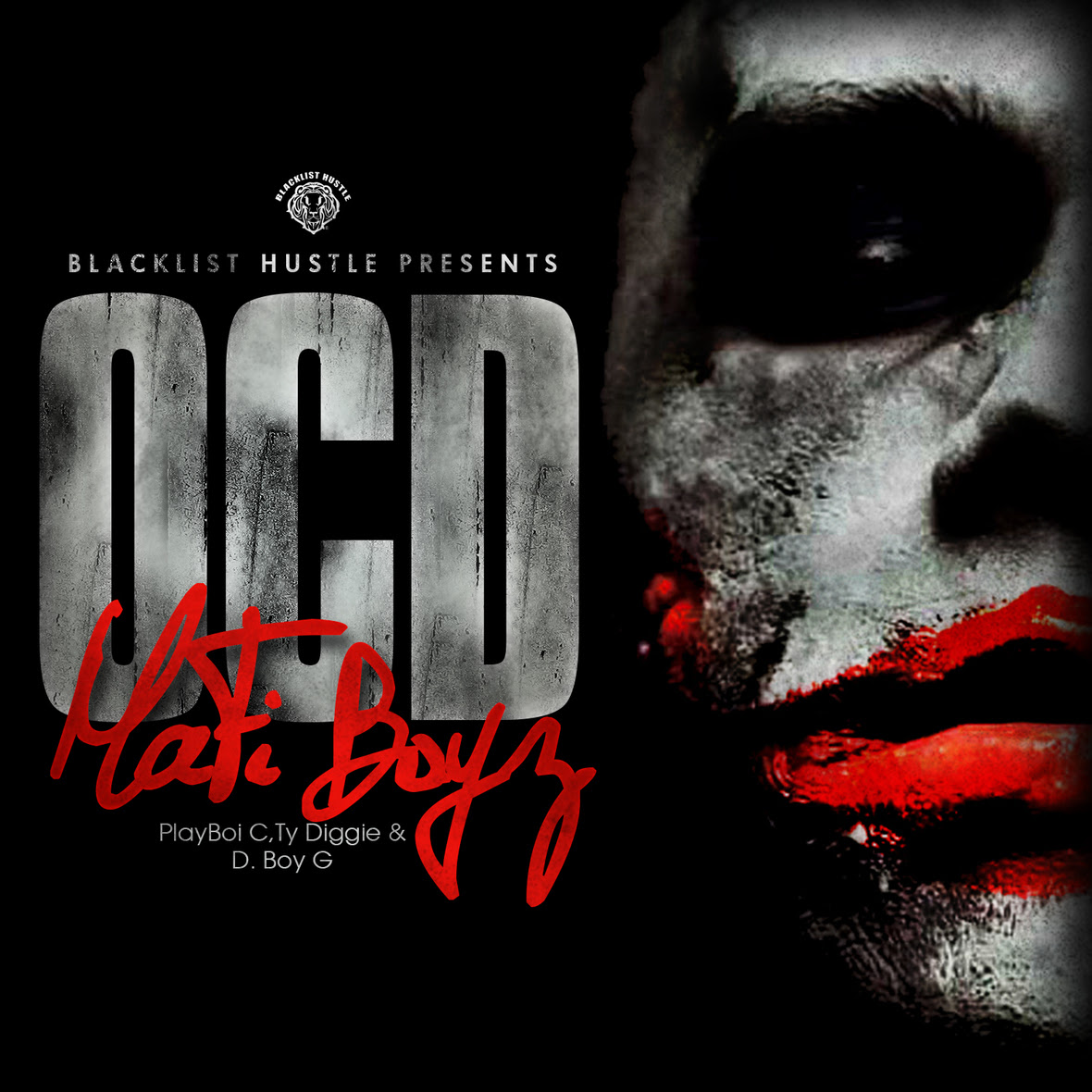 MaFi Boyz OCD artwork