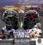 Indianapolis Tornados vs Marion County Crusaders