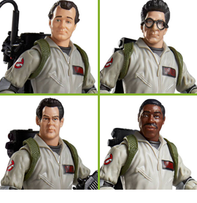 SALE MATTEL GHOSTBUSTERS FIGURES
