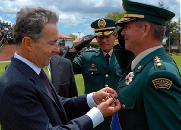 ¿Está bloqueando la Fiscalía la imputación al general Montoya?