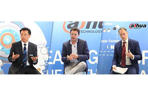 Dahua Technology analiza GDPR y ciberseguridad con líderes de la industria en IFSEC
