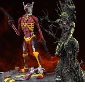 IRON MAIDEN: LEGACY OF THE BEAST FIGURES