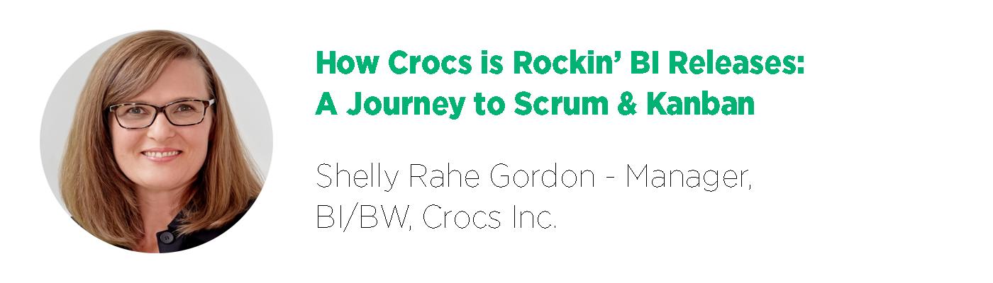 Shelly Rahe Gordon, Crocs, Inc.