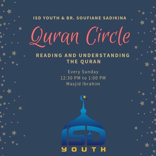 ISDYouth.QuranCircle