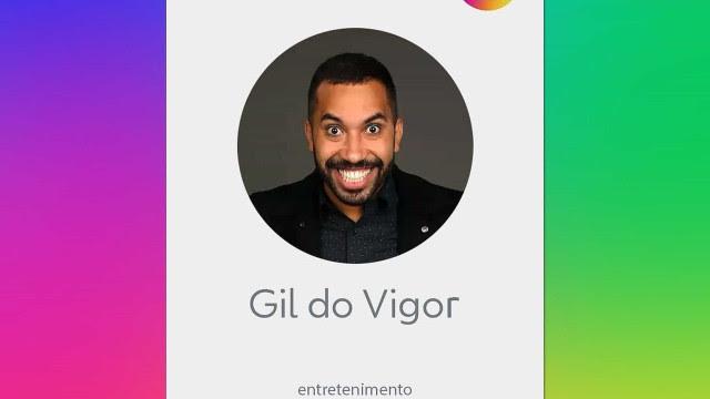 Gil do Vigor ganha quadro de economia popular no Mais Você