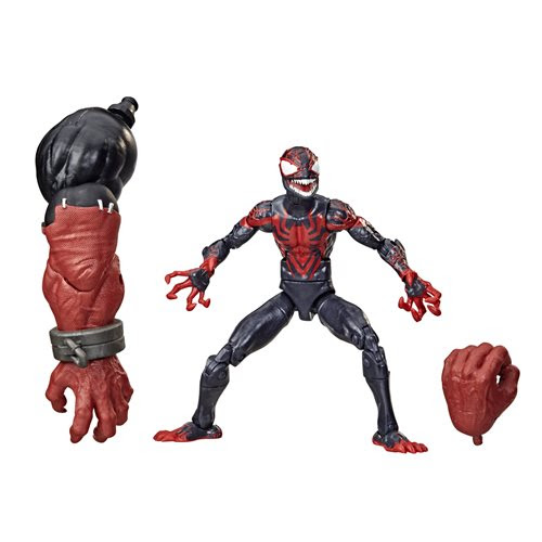 Image of Venom Marvel Legends 6-Inch Miles Morales Action Figure - NOVEMBER 2020