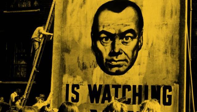 O Grande Irmão de Orwell está vivo