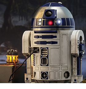 STAR WARS MMS511 R2-D2 (DELUXE VER.) 1/6 SCALE COLLECTIBLE FIGURE