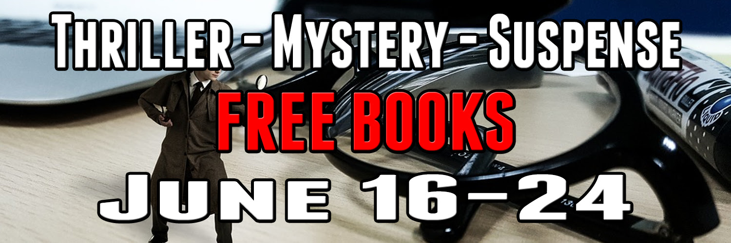 Thriller, Mystery, and Suspense Free Books