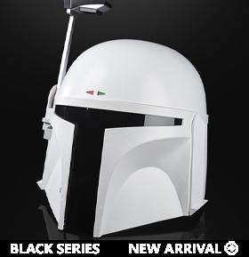 Star Wars: The Black Series Boba Fett (Prototype Armor) 1:1 Scale Wearable Helmet (Electronic)