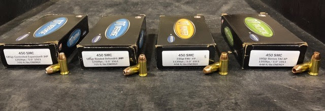Want to Shoot the Mighty 450 SMC Cartridge? No Problem with