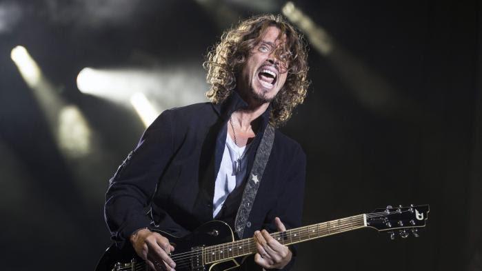 Chris Cornell, le chanteur du groupe de rock Soundgarden, est mort à l'âge de 52 ans
