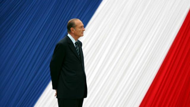 Morre o ex-presidente francês Jacques Chirac